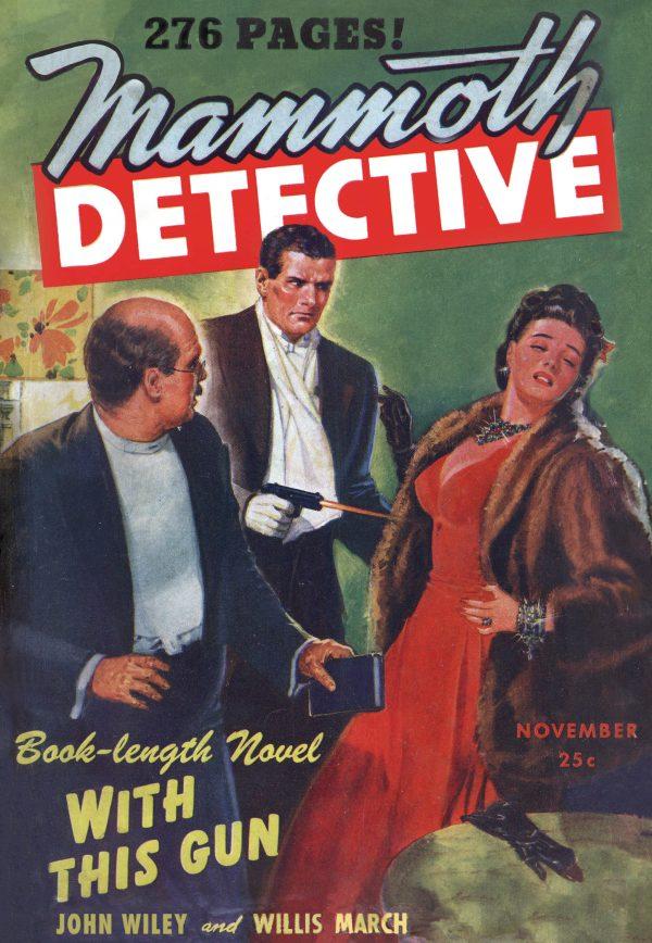 Mammoth Detective November 1943