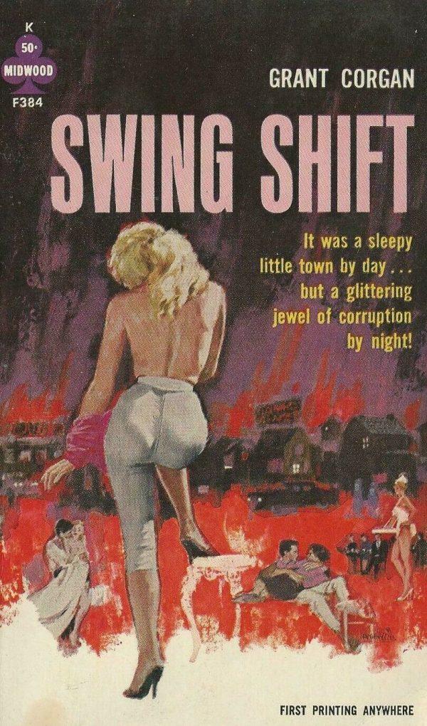 Midwood Books F384 1964