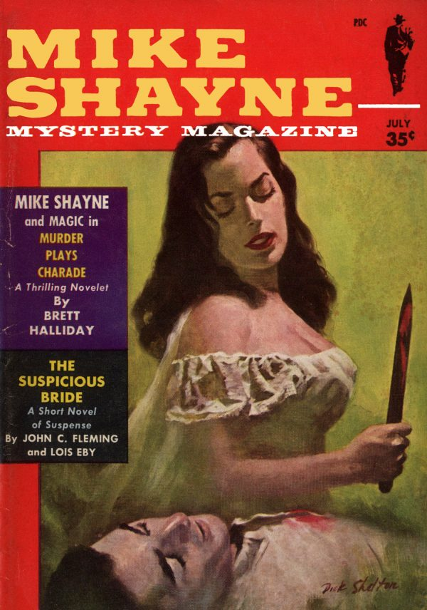 Mike Shayne Mystery Magazine July 1959