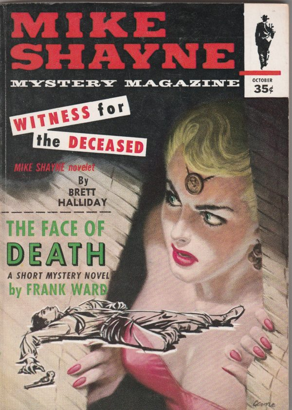 Mike Shayne Mystery Magazine October 1958