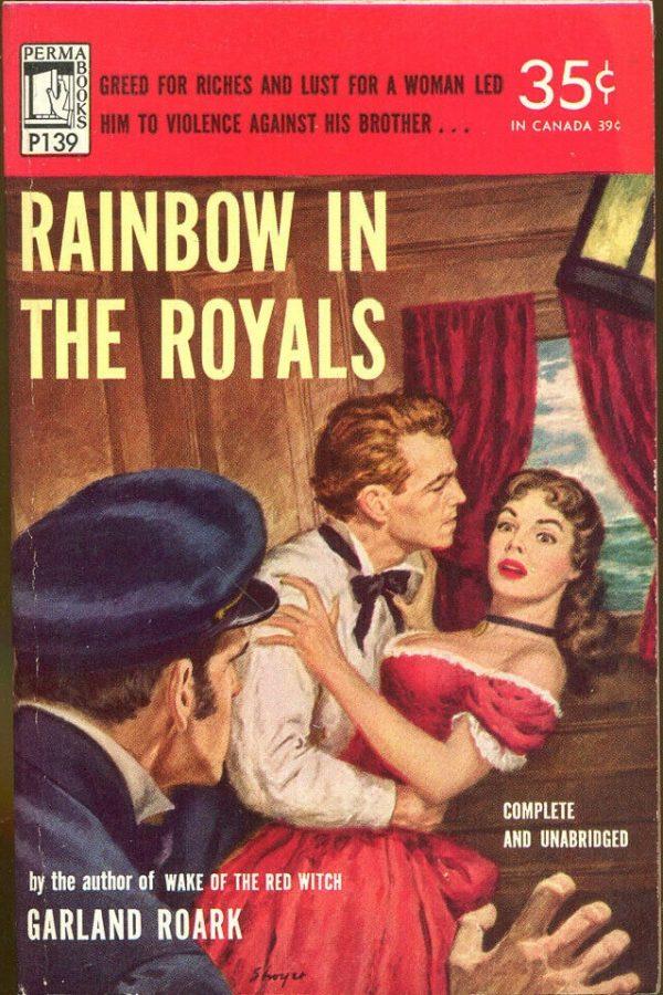 Permabooks #P139, 1951