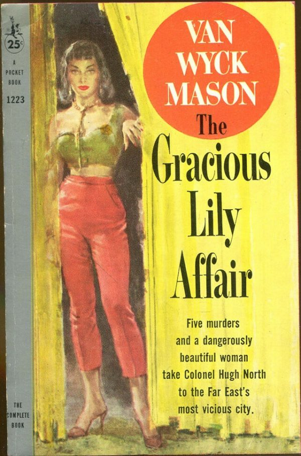 Pocket Books #1223, 1958