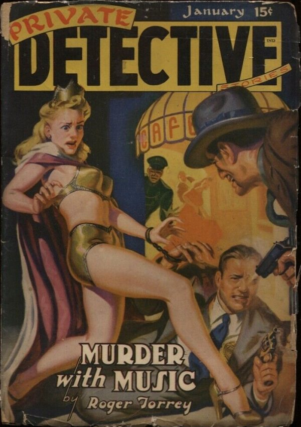 Private Detective 1942 January