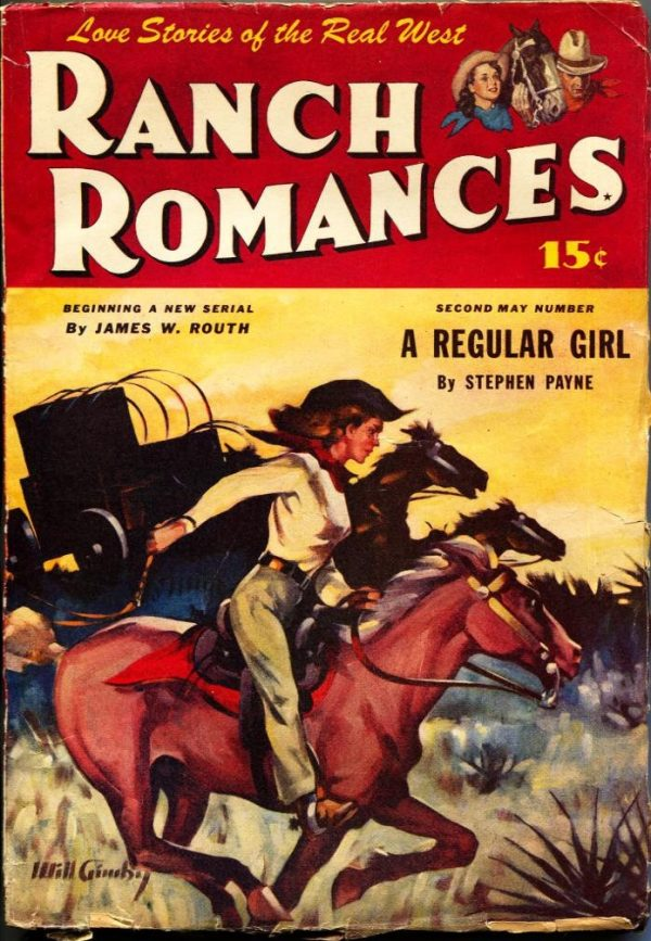 Ranch Romances May 16 1947
