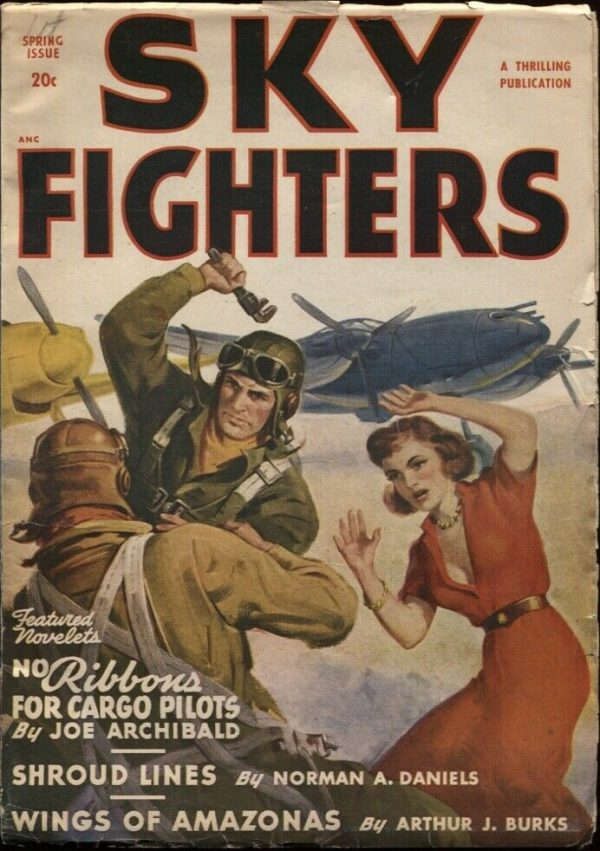 Sky Fighters 1949 Spring