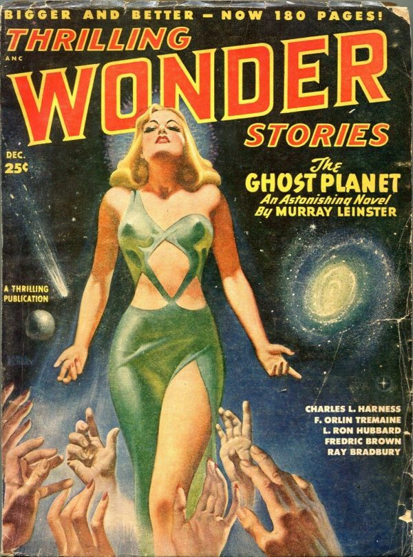Thrilling Wonder Stories December 1948