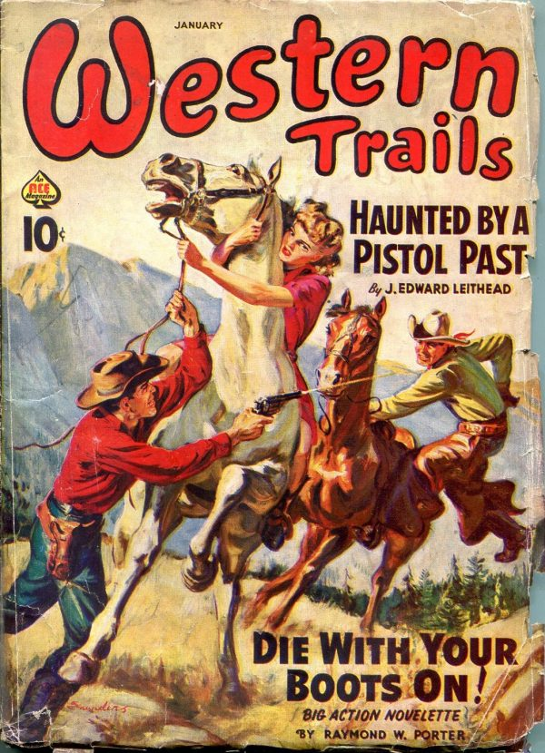 Western Trails January 1942