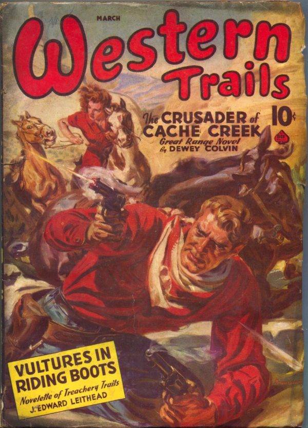 Western Trails March 1941