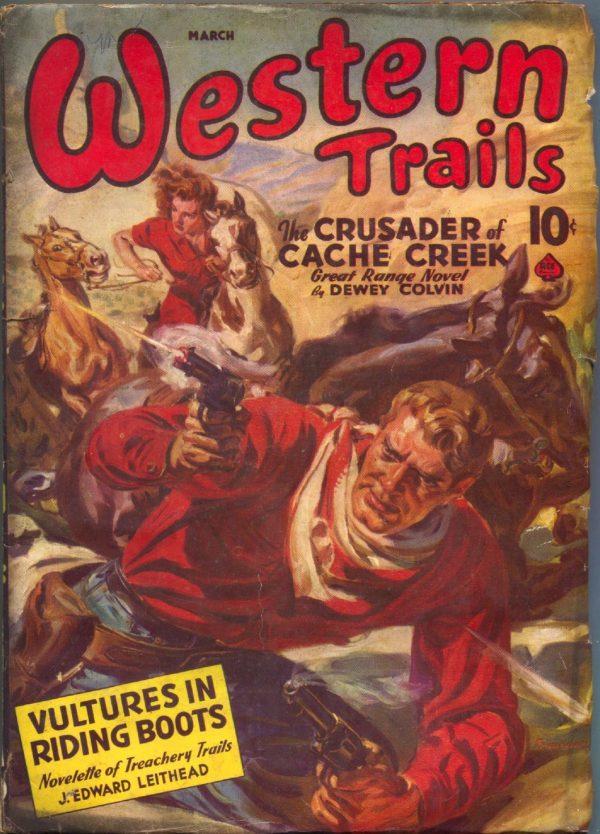 Western Trails March 1941