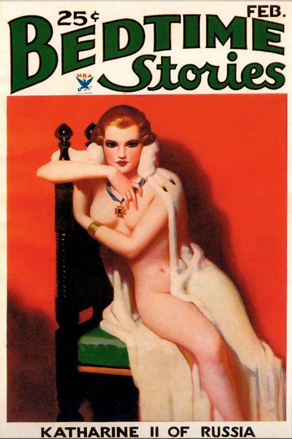 Bedtime Stories February 1934
