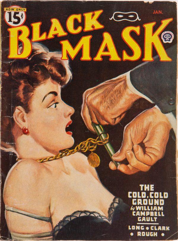 Black Mask - January 1947