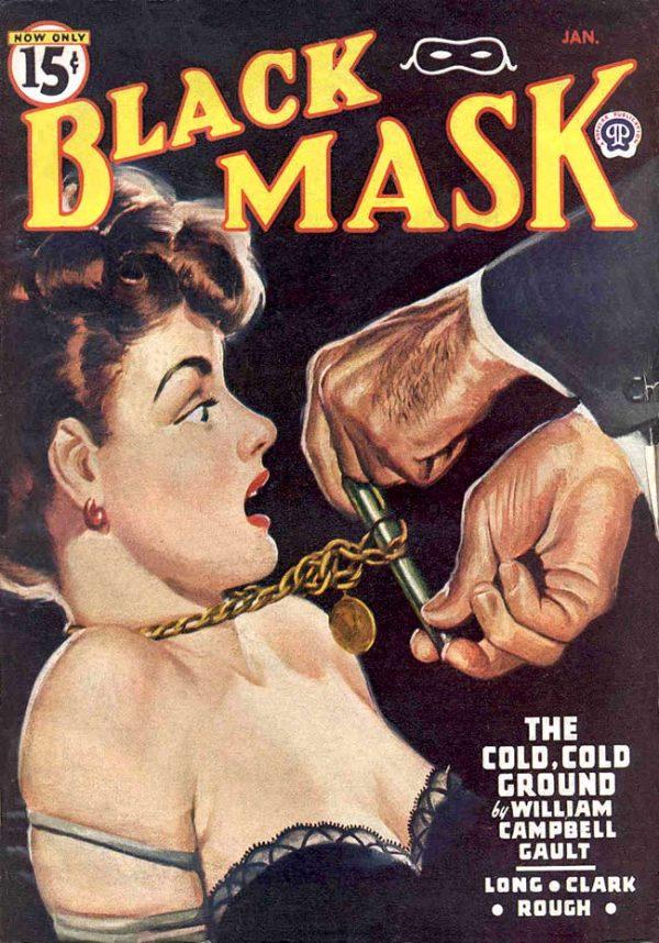 Black Mask January 1947