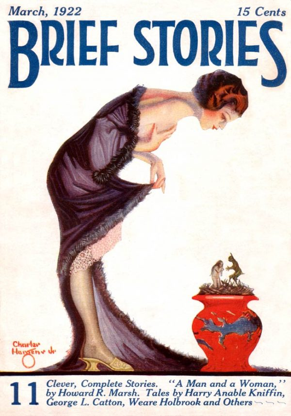 Brief Stories March 1922