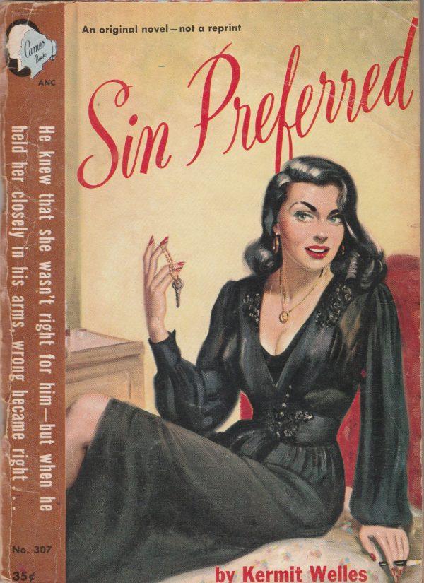 CAMEO BOOKS #307 1951