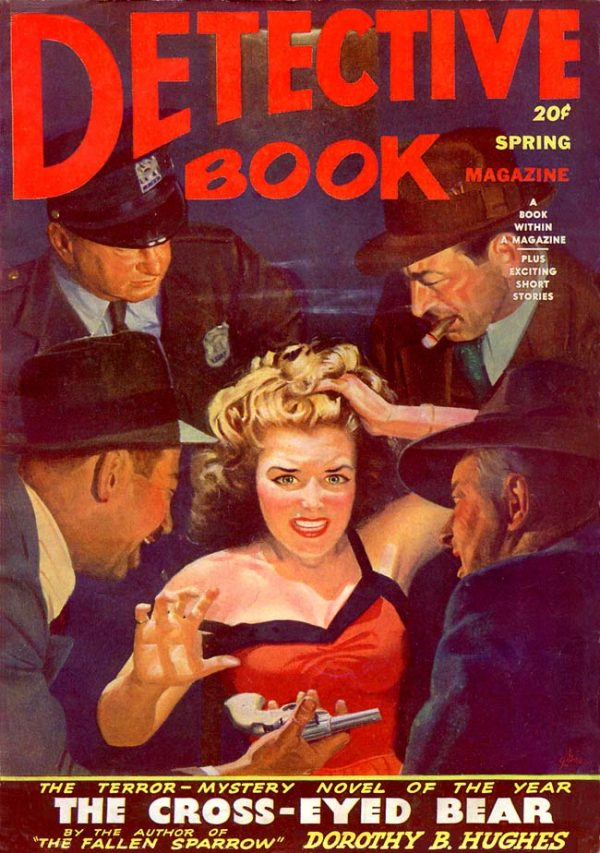 Detective Book 1944 -Spring