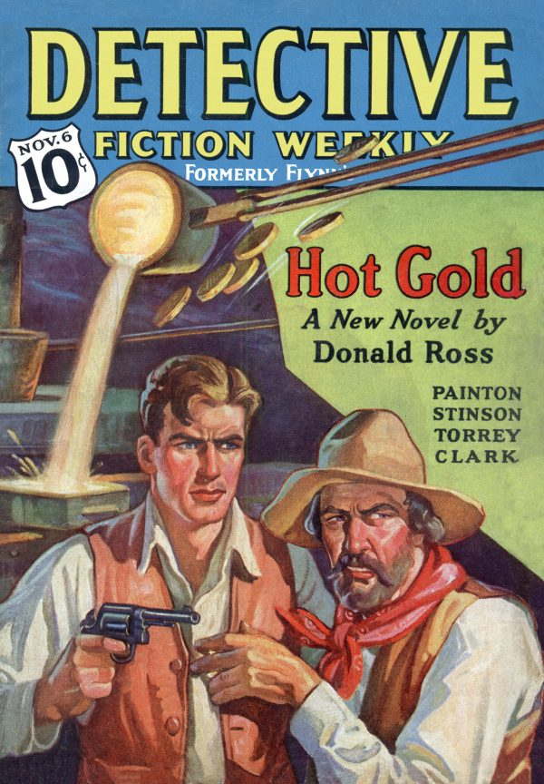 Detective Fiction Weekly - November 6, 1937