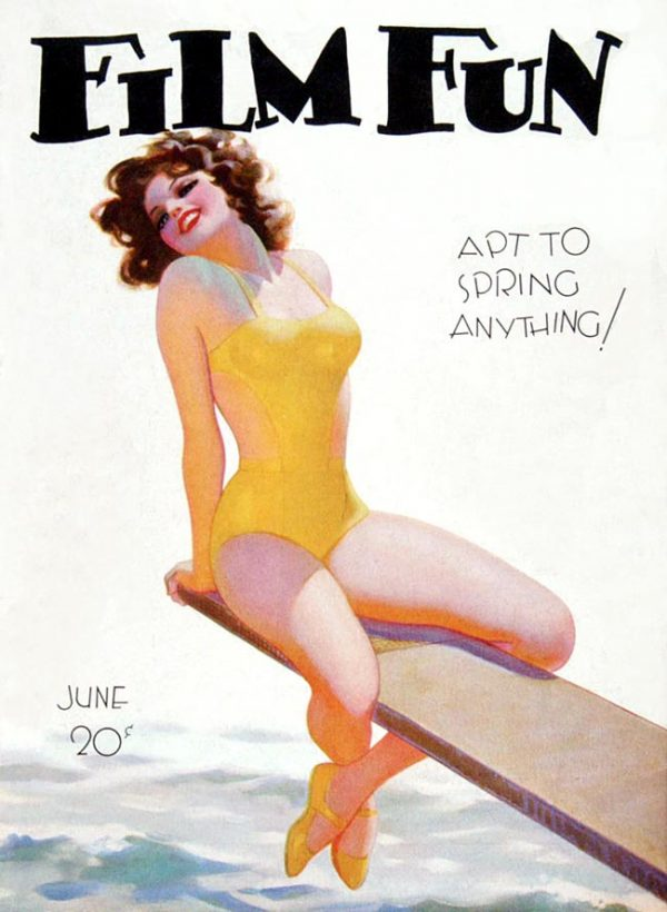 Film Fun June 1933