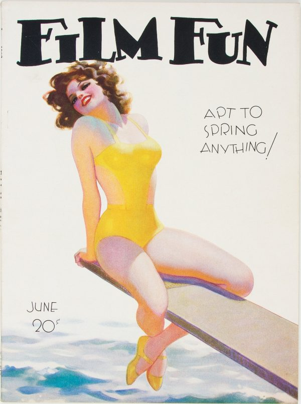 Film Fun Magazone June 1933