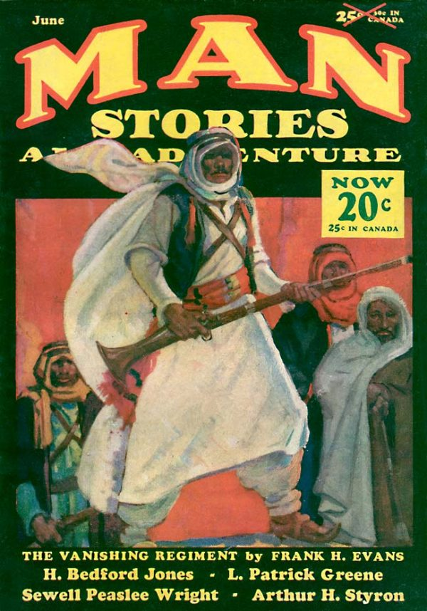 Man Stories June 1931