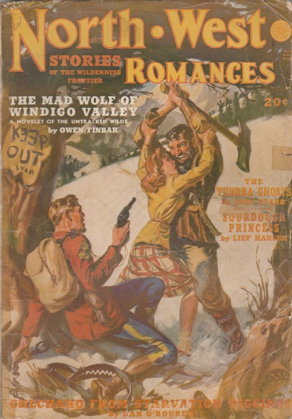 NORTHWEST ROMANCES WINTER 1941