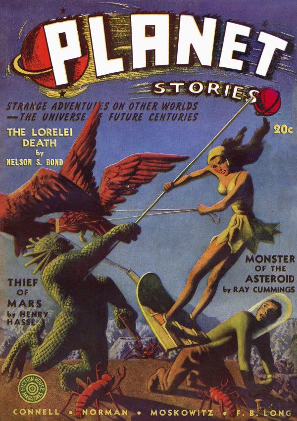 Planet Stories 1941 Winter