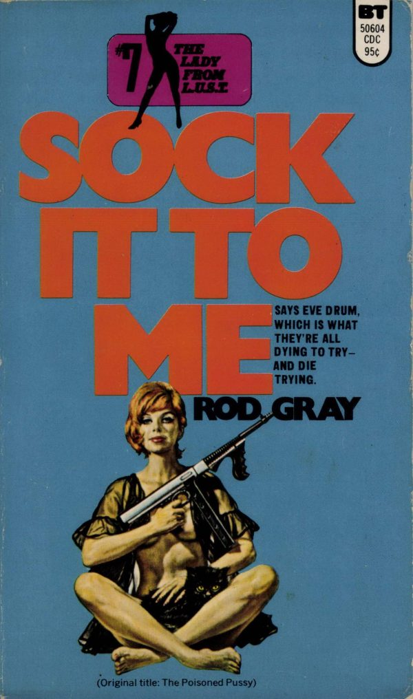 Sock It to Me Gardner F Fox