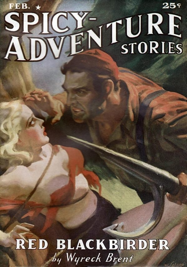 Spicy-Adventure February 1938