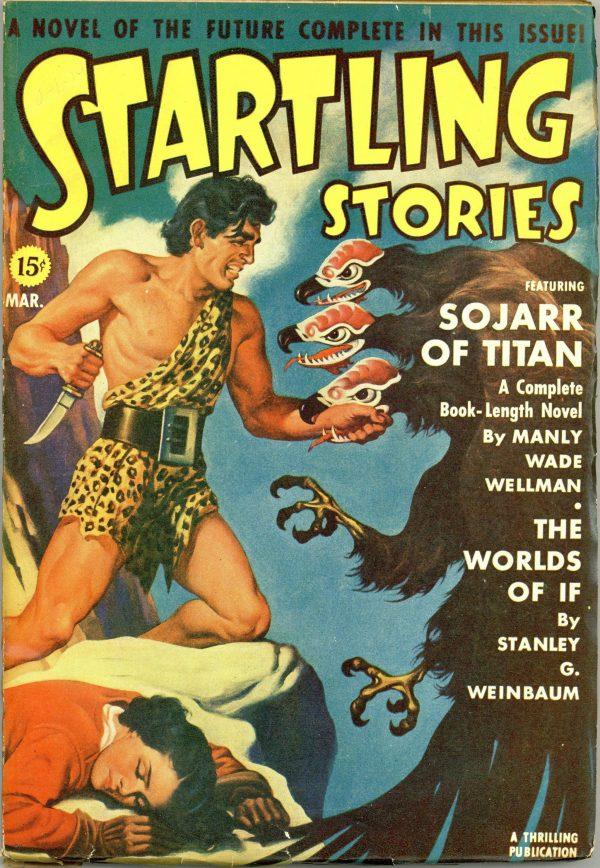 Startling Stories Mar. 1941