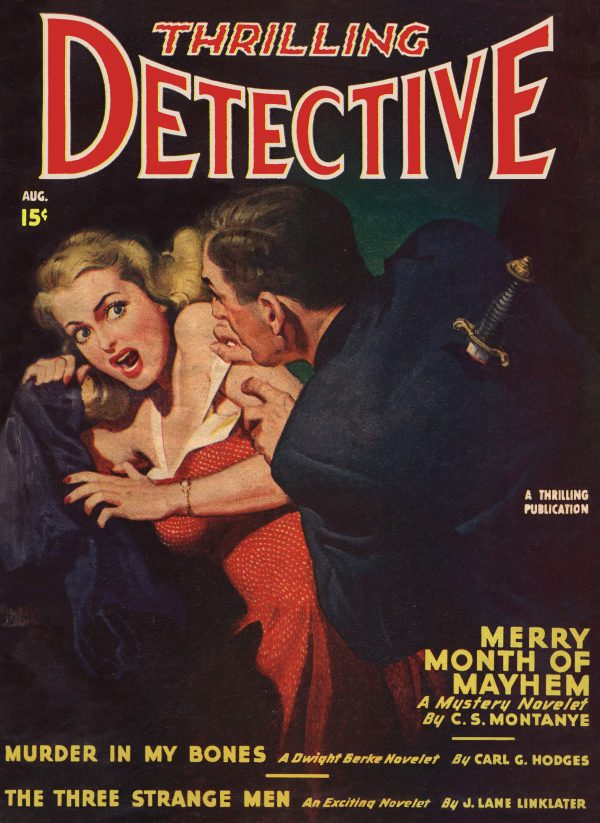 Thrilling Detective August 1947