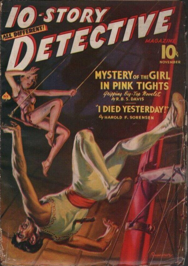 10-Story Detective 1939 November