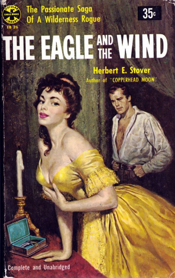1954, Popular Library Eagle Books #EB 26