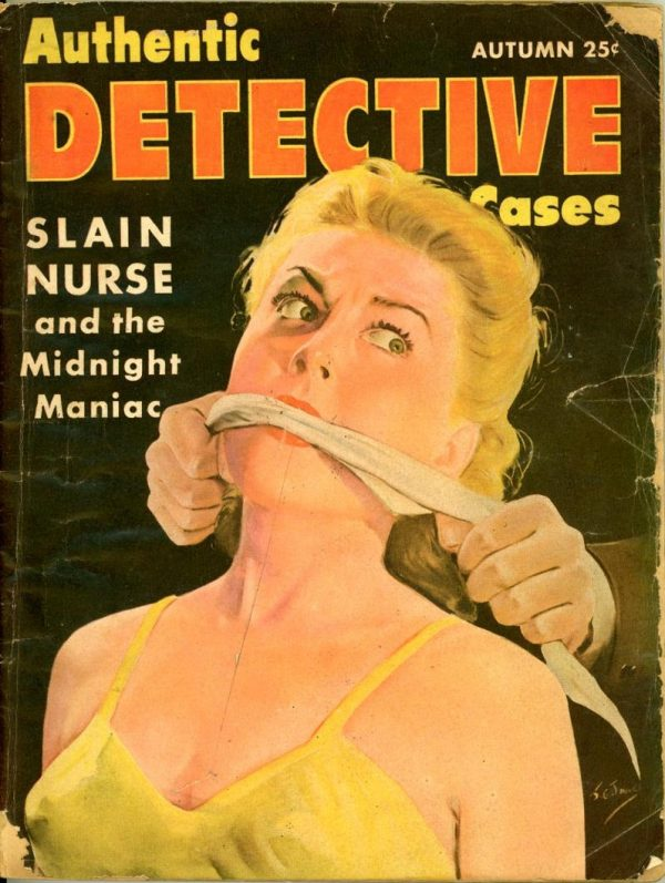 Authentic Detective Cases Autumn 1944