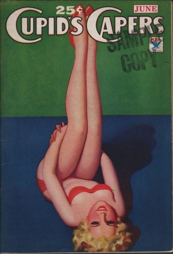 Cupid's Capers 1934 June