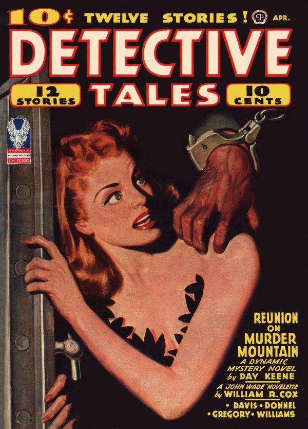 Detective Tales April 1943