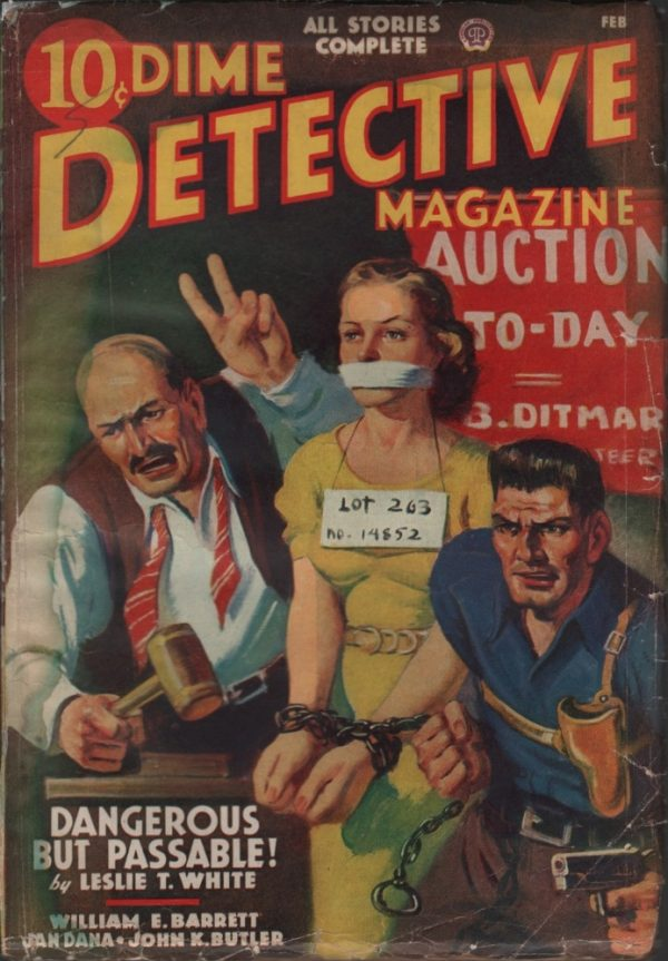 Dime Detective 1939 February