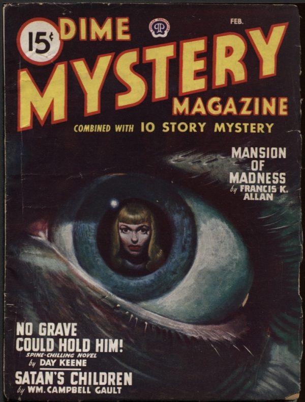 Dime Mystery 1948 February