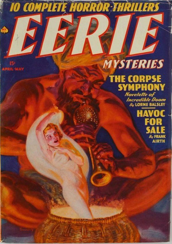 Eerie April 1939