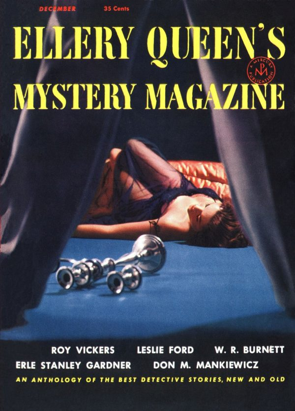 Ellery Queen's Mystery Magazine December 1953