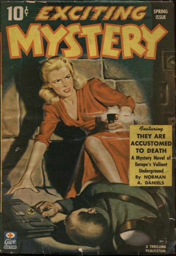 Exciting Mystery 1943 Spring