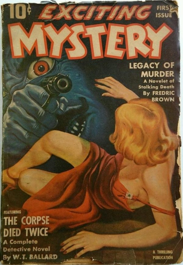 Exciting Mystery October 1942