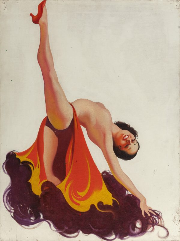 Gay Butterfly, Gay Parisienne magazine cover, November 1932
