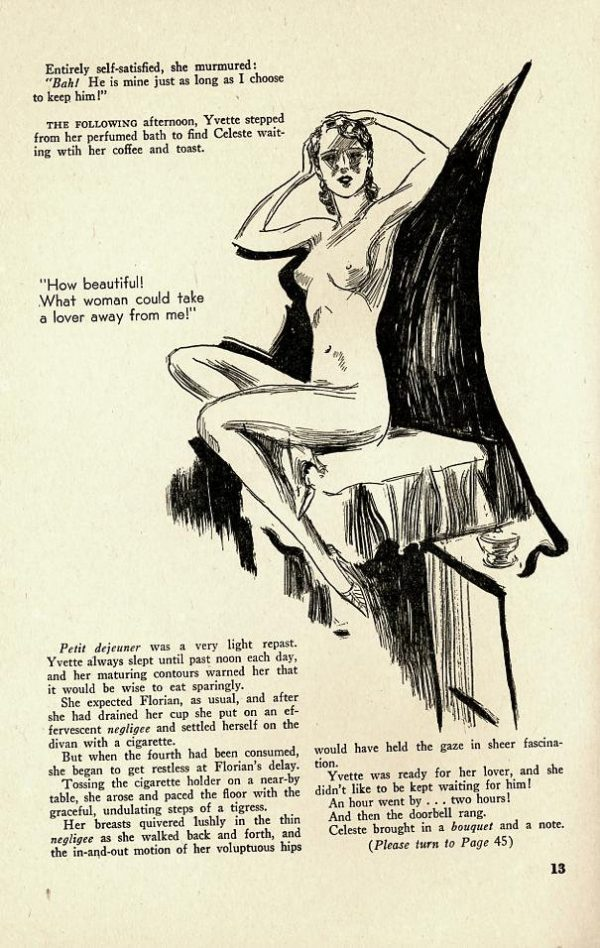 Gay Parisienne Magazine November 1932 p15