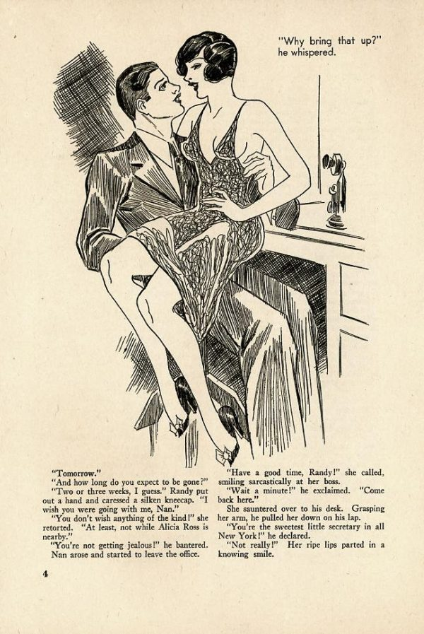 Gay Parisienne Magazine November 1932 p4