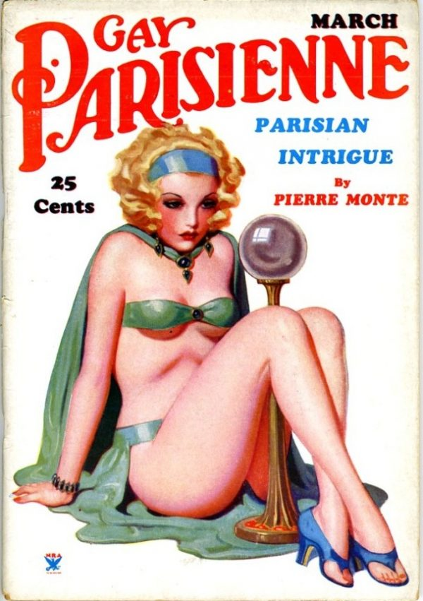 Gay Parisienne March 1935