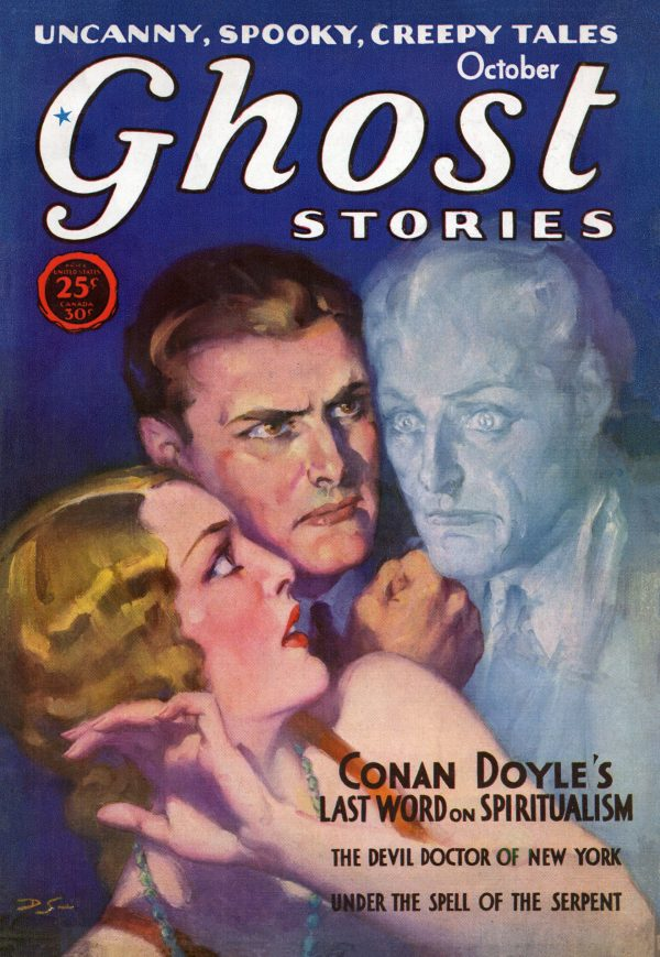 Ghost Stories October 1930