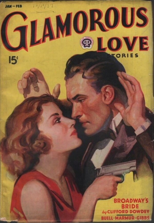 Glamorous Love Stories, January February 1938