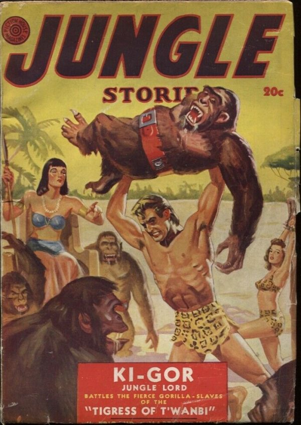 Jungle Stories 1941 Winter