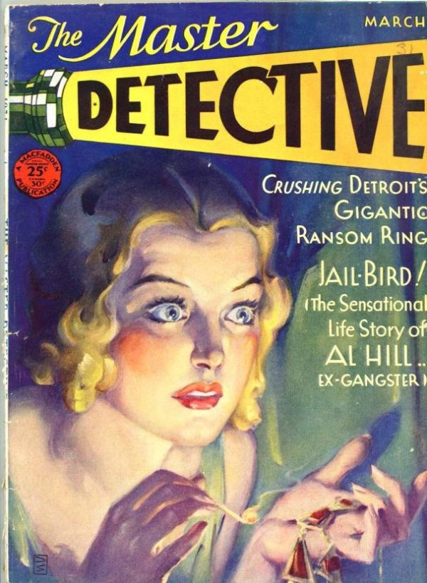 Master Detective March 1931