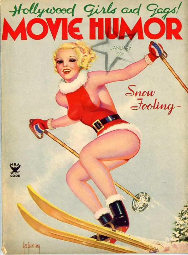 Movie Humor January 1935