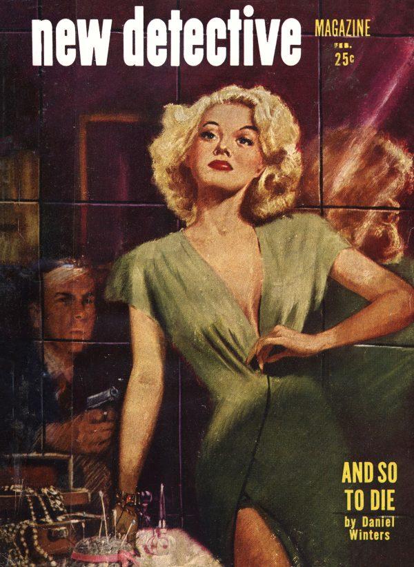 New Detective February 1951